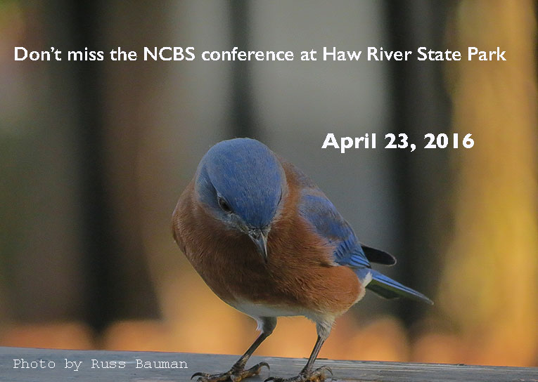 2016 north carolina bluebird society annual conference